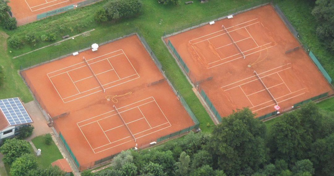Tennisanlage wieder freigegeben